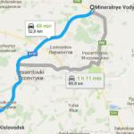 Ближайший к Кисловодску аэропорт