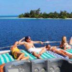 Мальдивские островаОхота на солнце
