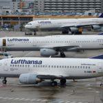 Как зарегистрироваться на рейс авиакомпании Lufthansa
