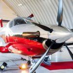 Pilatus PC-12. Фото, видео. Схема салона. Характеристики