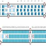 Выбор и бронирование места в самолете S7 Airlines