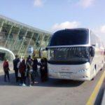 Международный аэропорт Гейдар Алиев