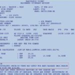 Что такое код PNR и где его искать в электронном авиабилете