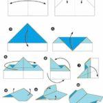 Как сделать самолет из бумаги, который летает 100 метров Самолетик, который далеко летает