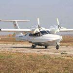 Бе-200 уникальный российский самолет-амфибия