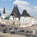 Как добраться от Ярославского вокзала до Домодедово