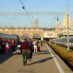 Как доехать до Казанского вокзала